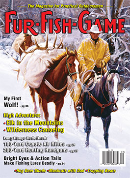 Fur fish game magazine february 2015 for Fur fish and game