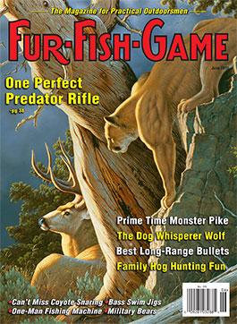 Fur fish game magazine june 2015 for Fur fish and game