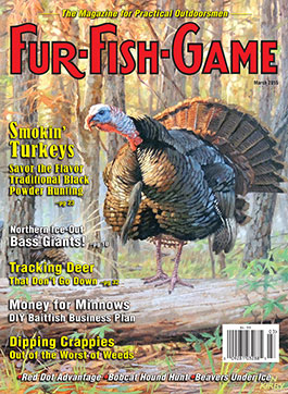 Fur fish game magazine march 2015 for Fur fish and game