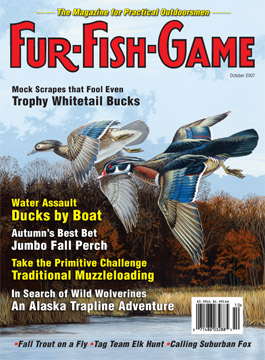 October 2007 Cover