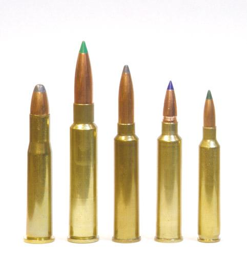 30 30 vs 44 Mag Ammo