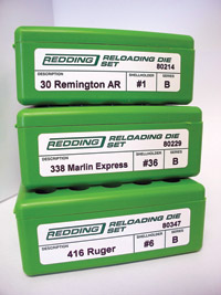 Redding Reloading Die Sets