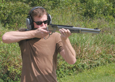 Shooting the Marlin Model 1895SBL