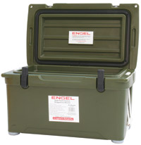 Engel 35-quart Hunter Green Cooler