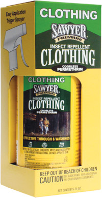 Sawyer Permethrin Insect Repellent  Spray