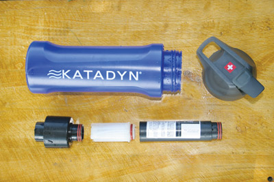Katadyn MyBottle Parts