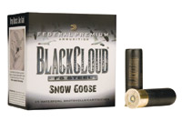 Federal Premium Black Cloud Snow Goose shotshells