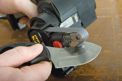 Darex Work Sharp Knife & Tool sharpener