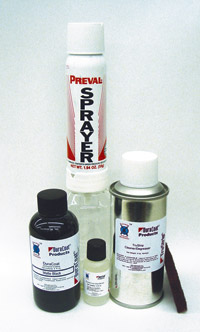 Duracoat Shake n spray finishing kit