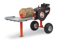 DR Power Equipment RapidFire log splitter