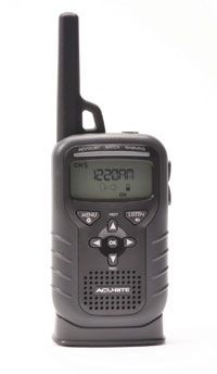 AcuRite Portable Weather Alert NOAA Radio