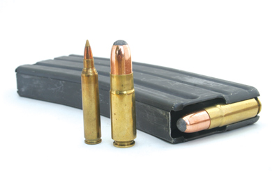 Rock River .458 SOCOM and .223
