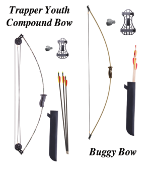Crossman youth bows