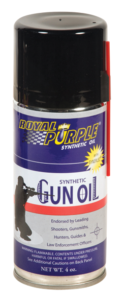Royal Purple Gun Oil