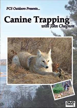 Canine Trapping DVD with John Chagnon