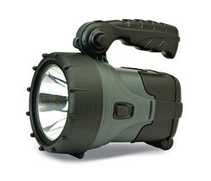 Cyclops orbis rechargeable spotlight