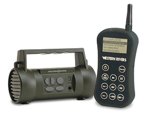 Western Rivers Chase digital game caller
