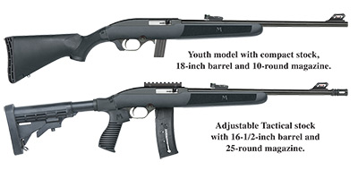 Mossberg FLEX 22 Rifles