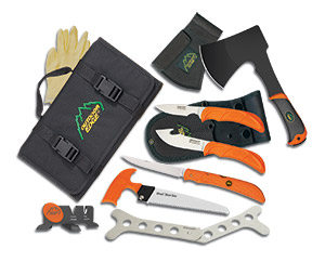 Outdoor Edge Outfitter hunting set