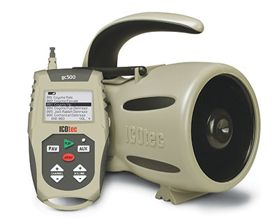 ICOtec Gc500 Electronic Game Call