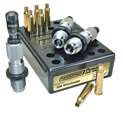 Redding Reloading Deluxe Die Set