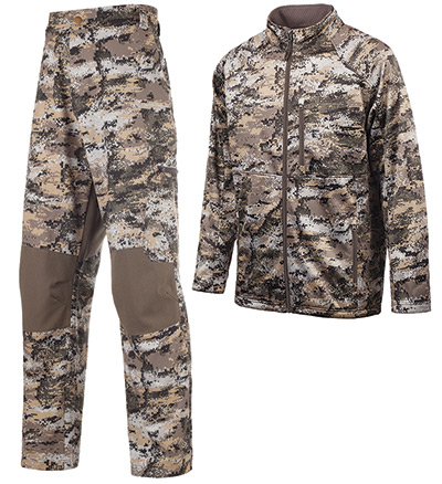 Huntworth Mid weight soft shell jacket and pants