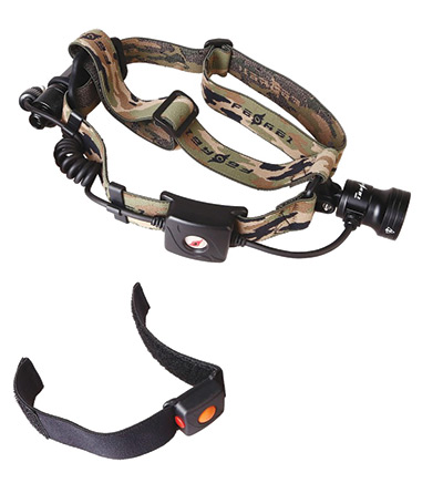 night eyes hl09 smart headlamp with remote control