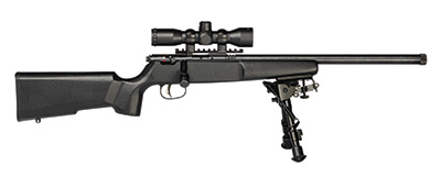 Savage Arms Rascal rimfire