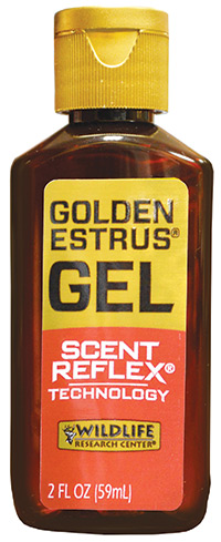 Wildlife research center golden estrus gel