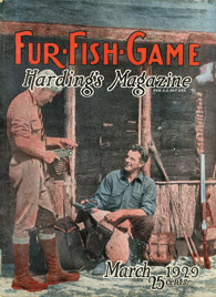 March 1929 outdoorsmen