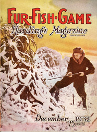 December 1932 boy rifle hunting