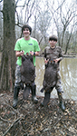 Dalton Dear & Hunter Bryson