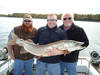 Ryan & Tim Jones & Capt. Don Lucas