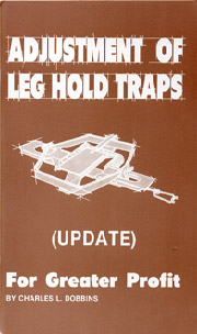 Adjustment of Leghold Traps