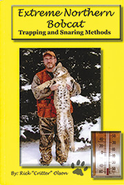 Extreme Northern Bobcat Trapping and Snaring Methods