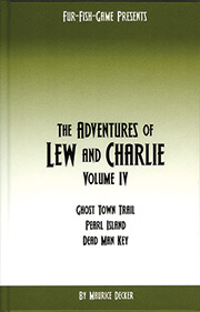 The adventures of lew and charlie volume 4