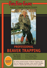 Beaver Trapping Video