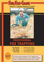 Fox Trapping Video