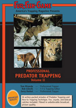 Predator Trapping Video