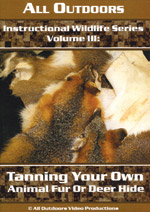 Tanning Your Own Animal Fur or Deer Hide video