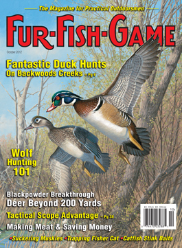 fur fish game 2012 issues