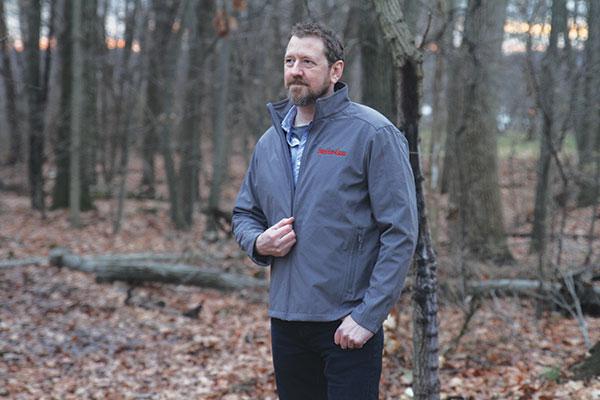 Jacket---woods